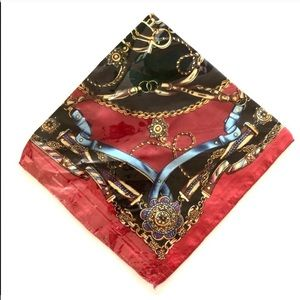 Accessories - Equestrian Neck Scarf Handkerchief Headband